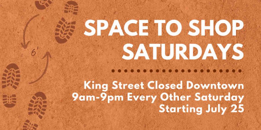 Space to Shop Saturdays