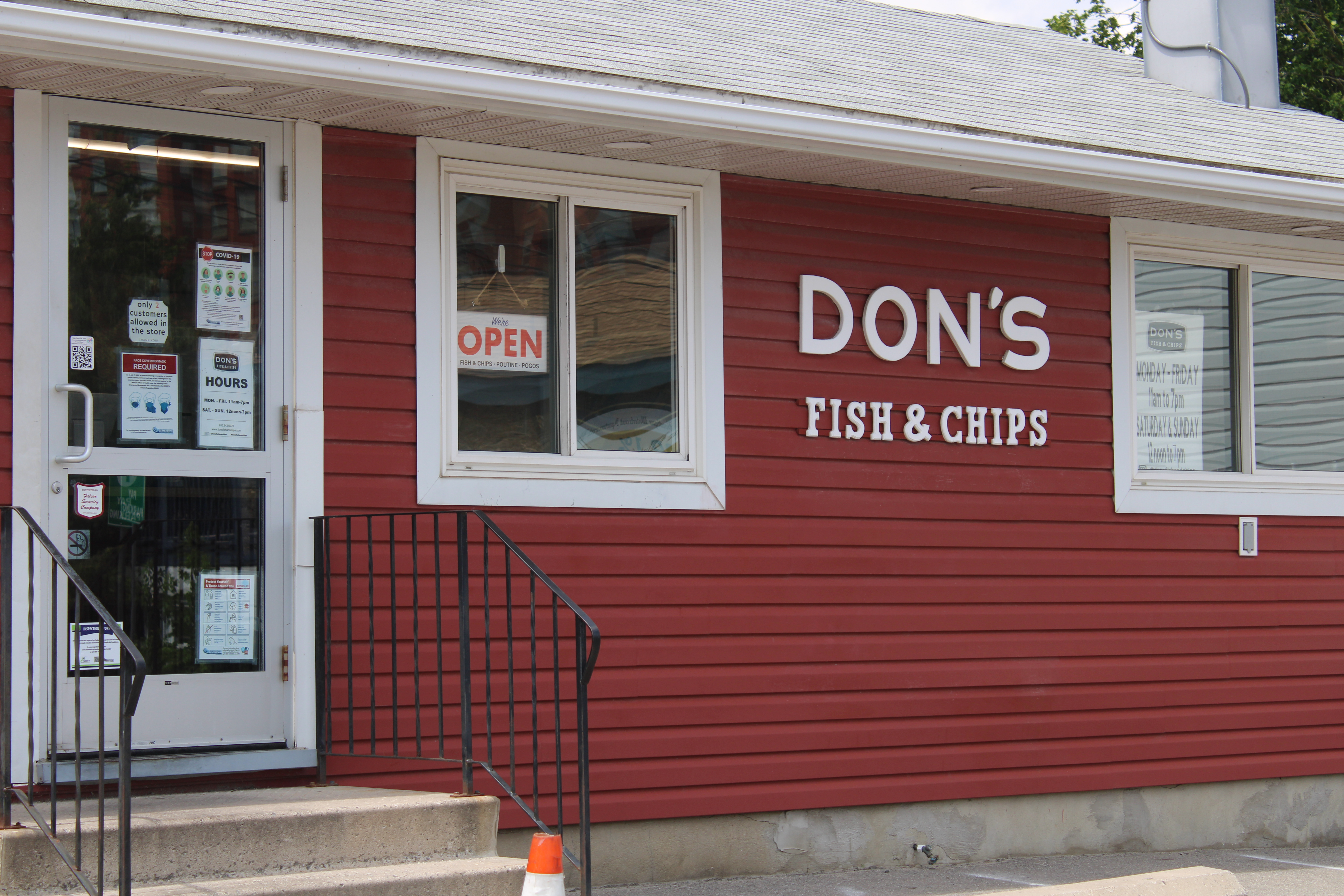 Don's Fish & Chips